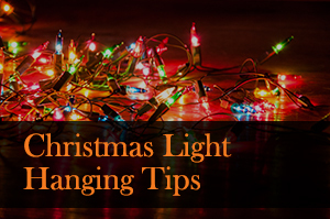 Christmas Light Decorating Tips