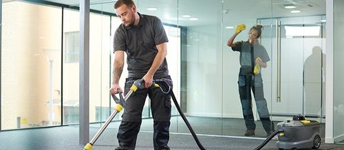 Post-Construction Cleaning Services